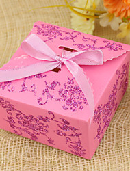 12 Piece/Set Favor Holder - Cuboid Favor Boxes Non-personalised