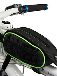 Bicycle Top Tube Bag with Dry Cover