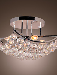 Mini Style/Crystal Flush Mount , Modern/Contemporary Living Room/Dining Room/Kitchen