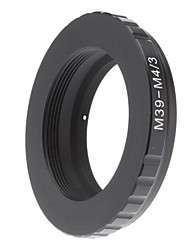 Leica M39 Lens op Micro 4/3 Panasonic DMC-G1 GH1 GF1 Olympus E-P1, EP-2 Mount Adapter Ring