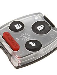 Honda 4-Button Remote Control Core Shell