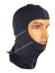 Alta Densidade Santic Pegar Hat Warmkeeping Flocagem Tecido com lenço
