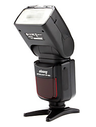 OLOONG Speedlite SP-660 Slave Flash Unit for Camera with Soft Case & Mini Stand
