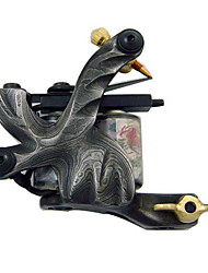 Damascus steel Tattoo Machine Both Liner and Shader