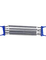 Punho plástico 5 molas destacável Peito Muscle Expander Pull construir Maca (cor aleatória)