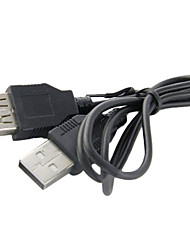 USB AM to AF Cable (1 m)