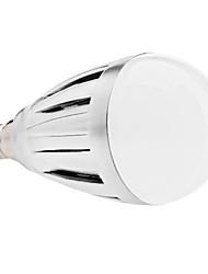 E14 4 W 60 SMD 3528 320 LM Natural White B Globe Bulbs AC 110-130/AC 220-240 V