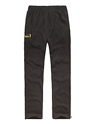 Men's Pants/Trousers/Overtrousers Camping / Hiking / Climbing / Leisure Sports Breathable / Thermal / Warm / WearableSpring / Fall/Autumn