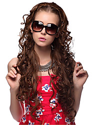 Capless Long Curly High Quality Synthetic Hair Wigs