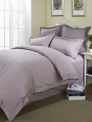Duvet Cover Sets , Blue / Purple / White
