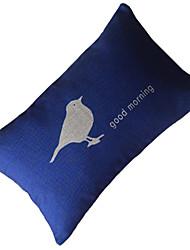 Доброе утро хлопок / лен декоративной крышкой подушку
