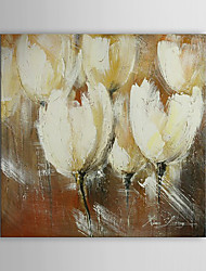 Hand Painted Oil Painting Abstract Flower 1303-AB0417