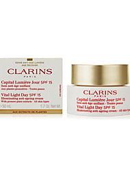 Clarins  Clarins Vital Light Day SPF15 50ml