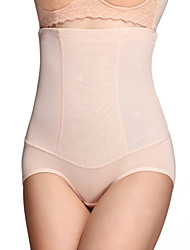 chinlon alta cintura fajas pantalón lencería sexy shaper