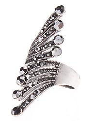 Die Form der Hand Set Auger Ring