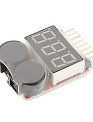 Tenergy проверки напряжения и Low Volt Звонок для 1-7S Lipo / Li-Ion / NiMH / LiFe