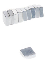 Toys For Boys Magnet Toys Blocks Metal Silver