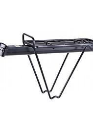 Велосипед алюминиевый сплав Регулируемые полки с ограждением (черный) 62410