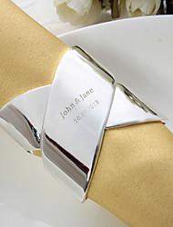 Anneau de serviette personnalisés de haute qualité en alliage (plus de couleurs)