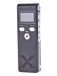 DigitaL Voice Recorder GH-810 with LCD Display (4GB/FM)