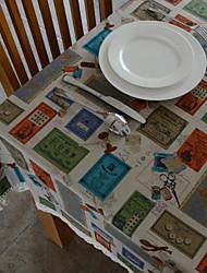 Ropa Retro Style Table Cloth