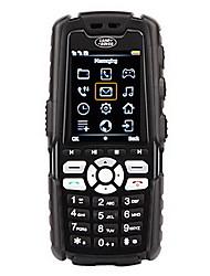 "A9I - Telefono Dual SIM 2.0"" pulgadas a prueba de polvo, agua y golpes TV FM)"