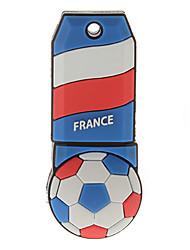 Francia-Ball plástico con forma de USB Memory Stick 4G