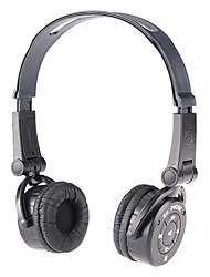 Mp3 Card Full-size Headset