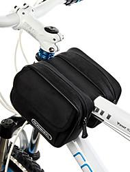 ROSWHEEL Bicycle Tube Bag 600D Polyester Bicycle Frame Pannier Top Tube Bag  12655