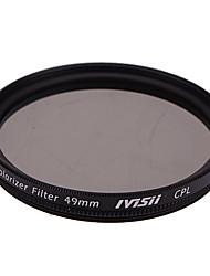 Пикселя 49mm CPL фильтра круговой поляризатор фильтр