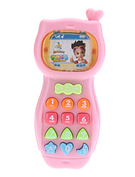Toy Educação Bilíngüe Smart Phone for Kids (modelo: 25801, 2xAA)