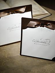 Cartes d'invitation Invitations de mariage Format Enveloppe & Poche Non personnalisés