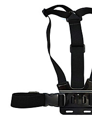 Accessories For GoPro Chest Harness / Mount/HolderFor-Action Camera,Gopro Hero 2 / Gopro Hero 3 / Gopro Hero 5 / All Gopro ABS / Plastic