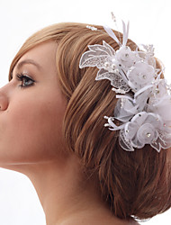 Beautiful Crystal Yarn With Crystal Wedding/Bride Headdress Flower