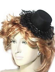 Women's Lace Flannelette Headpiece-Wedding Special Occasion Fascinators