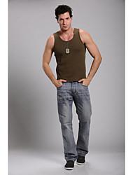 Vest Moda Masculina Pure Olive Básico