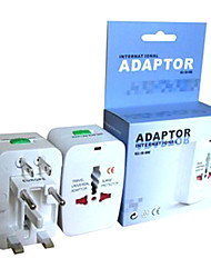 Travel Adapter & Converter/Travel Charger Travel Accessories for Emergency Plastic