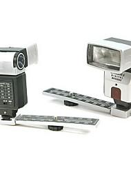 Emoblitz DS328AZ numérique Auto Blitz pour Canon / Nikon / Pentax / Olympus avec support