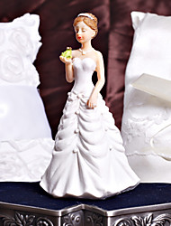 Cake Toppers Bride Kissing Frog Prince  Cake Topper