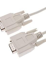 DB-9 M to M Cable for Data Sharing (2.7 m)