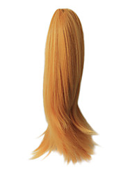 Golden Ponytails Hair Extensions