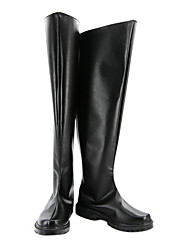 Kururugi Suzaku Cosplay Boots
