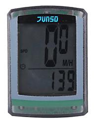 JUNSD 7 Функции Водонепроницаемый проводной велокомпьютер / спидометр
