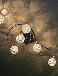 60W Artistieke Moderne inbouw met 6 lichten in de muzieknoot Feature