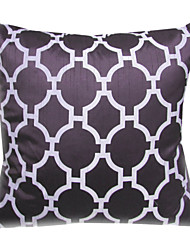 Geometric Pattern Print Decorative Pillow Cover