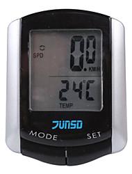 JUNSD 13 Функции Водонепроницаемый проводной велокомпьютер / спидометр