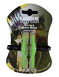 Baradine Mountain Bike Rubber fluorescência V-Brake com almofadas de MTB-960V