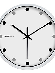 """12 """"h design moderno orologio da parete mentale"""