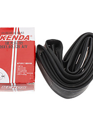 KENDA 26*1.9/2.125 AV Rubber Material Bicycle Inner Tire