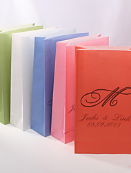 4 Piece/Set Favor Holder-Cuboid Favor Bags Personalized